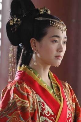 中国古代女子发饰图片